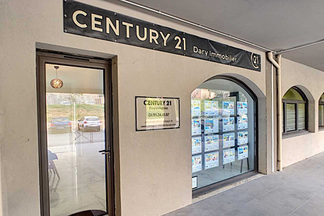 Agence immobilière CENTURY 21 Dary Immobilier, 20220 L ILE ROUSSE